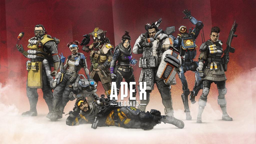 Fondo de pantalla de Apex Legends