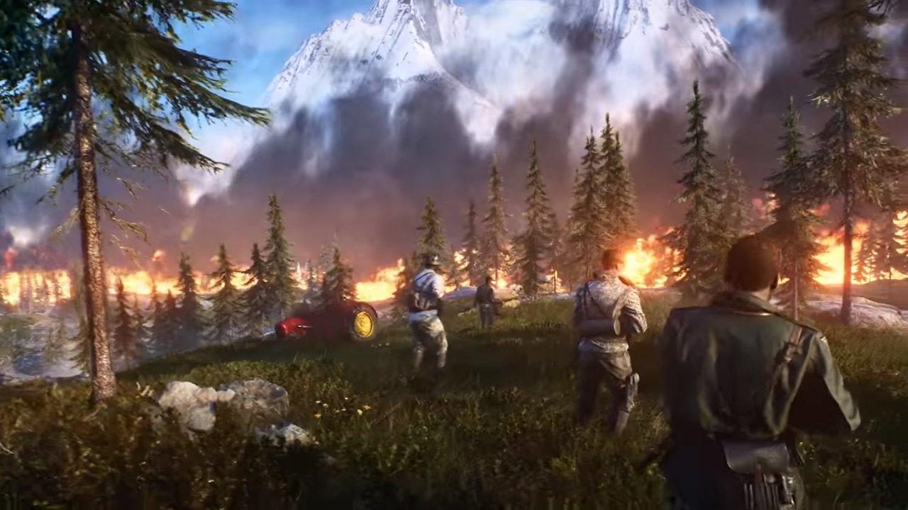 Imagen de Battlefield V Firestorm