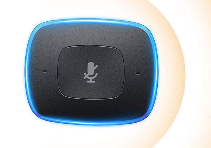 Botón Alexa del cargador Roav VIVA