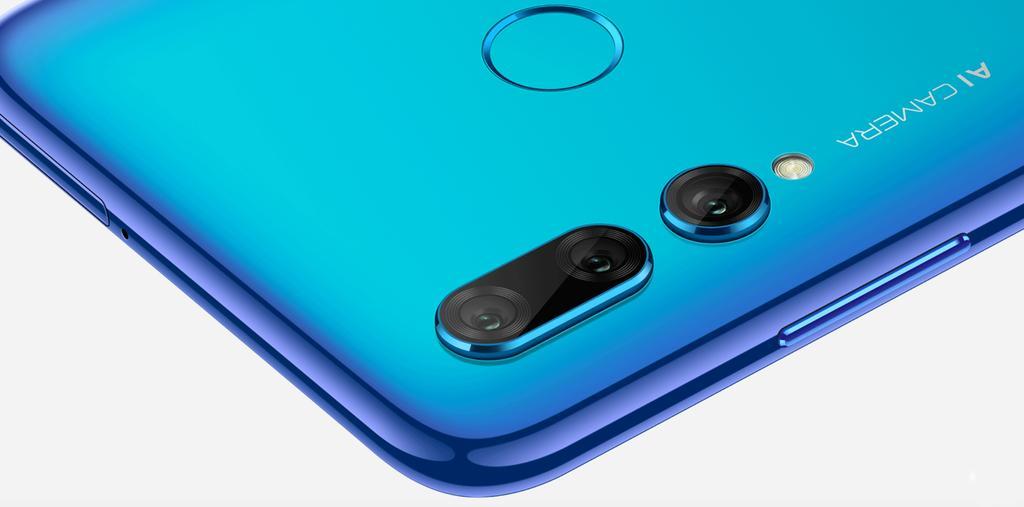 Cámara del Huawei P smart+ 2019