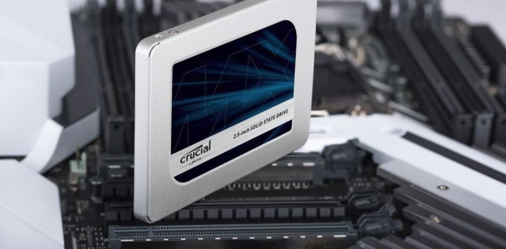 Disco SSD Crucial MX500