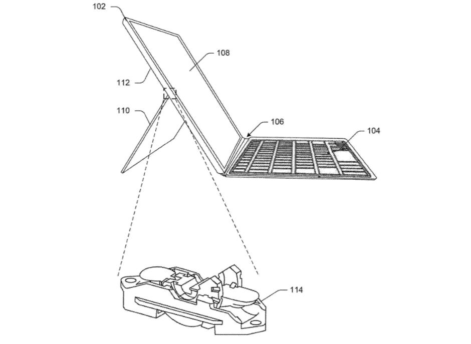 Diseño Microsoft Surface Pro