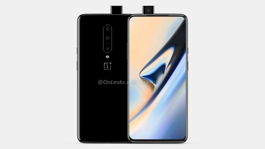 Diseño del OnePlus 7
