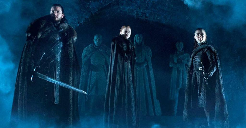 Escena de Juego de Tronos
