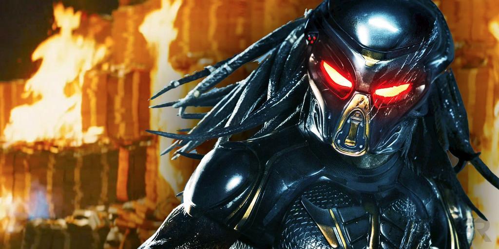 Portada de Predator (2018)