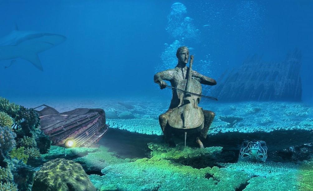 Foto bajo el agua realizadas con el Huawei Mate 20 Pro