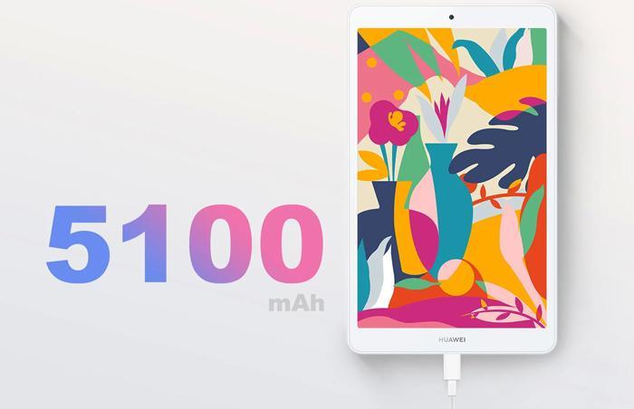 Carga de la batería del Huawei MediaPad M5 Youth Edition