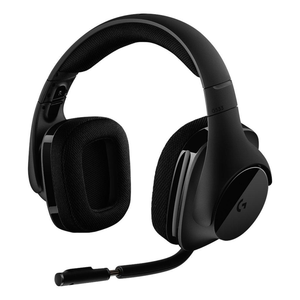 Auricular Logitech G533 Gaming Headset