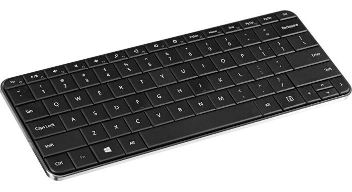 teclado Microsoft Wedge Mobile Keyboard