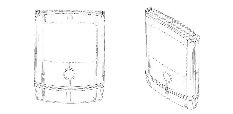 Posible diseño del nuevo Motorola RAZR