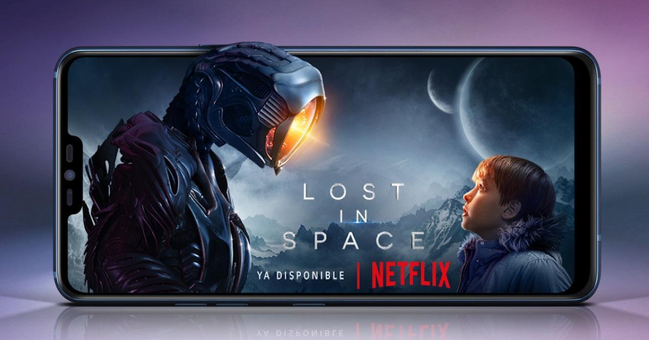 Netflix para móviles