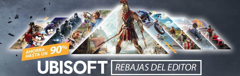 Ofertas de Steam y Ubisoft