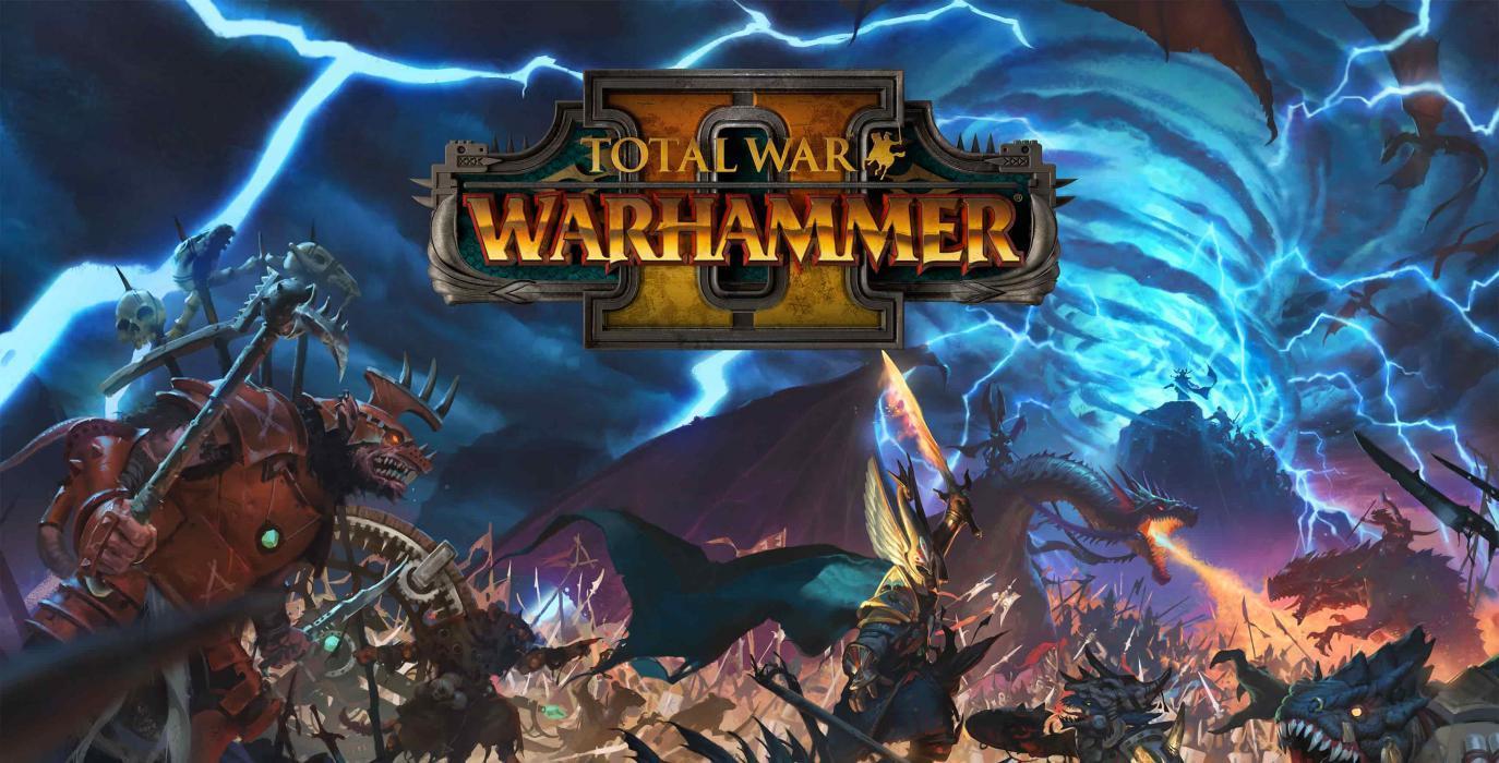 Logo Warhammer: Total War II