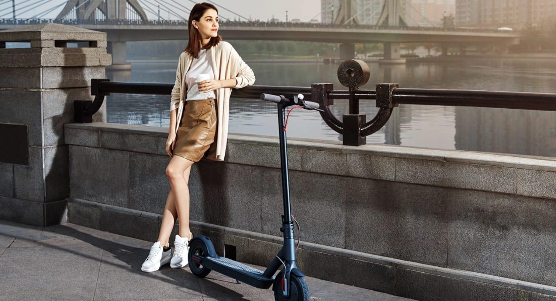 Patinete Xiaomi Mi Scooter M365