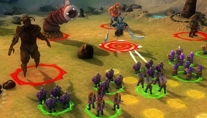 Juego para Android Planar Conquest