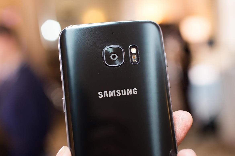 Cámara del Samsung Galaxy S7