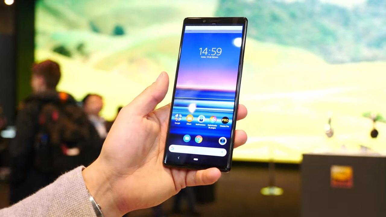 Teléfono Sony Xperia 1