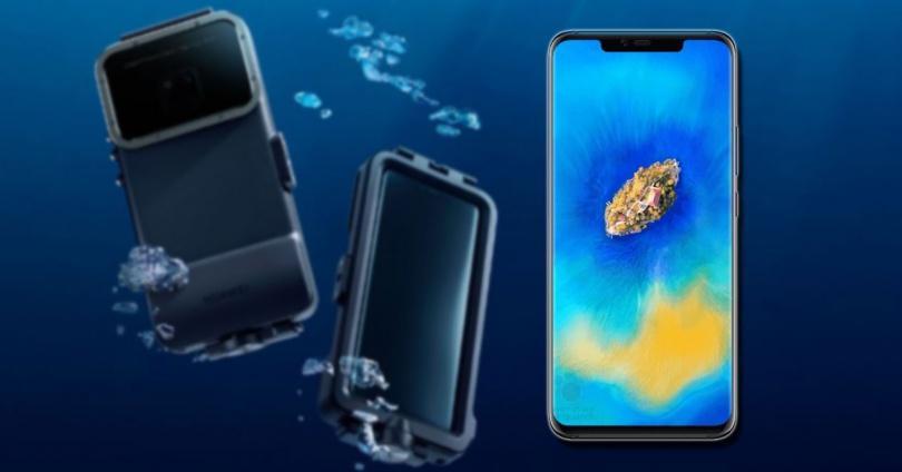 Funda acuática Huawei Mate 20 Pro