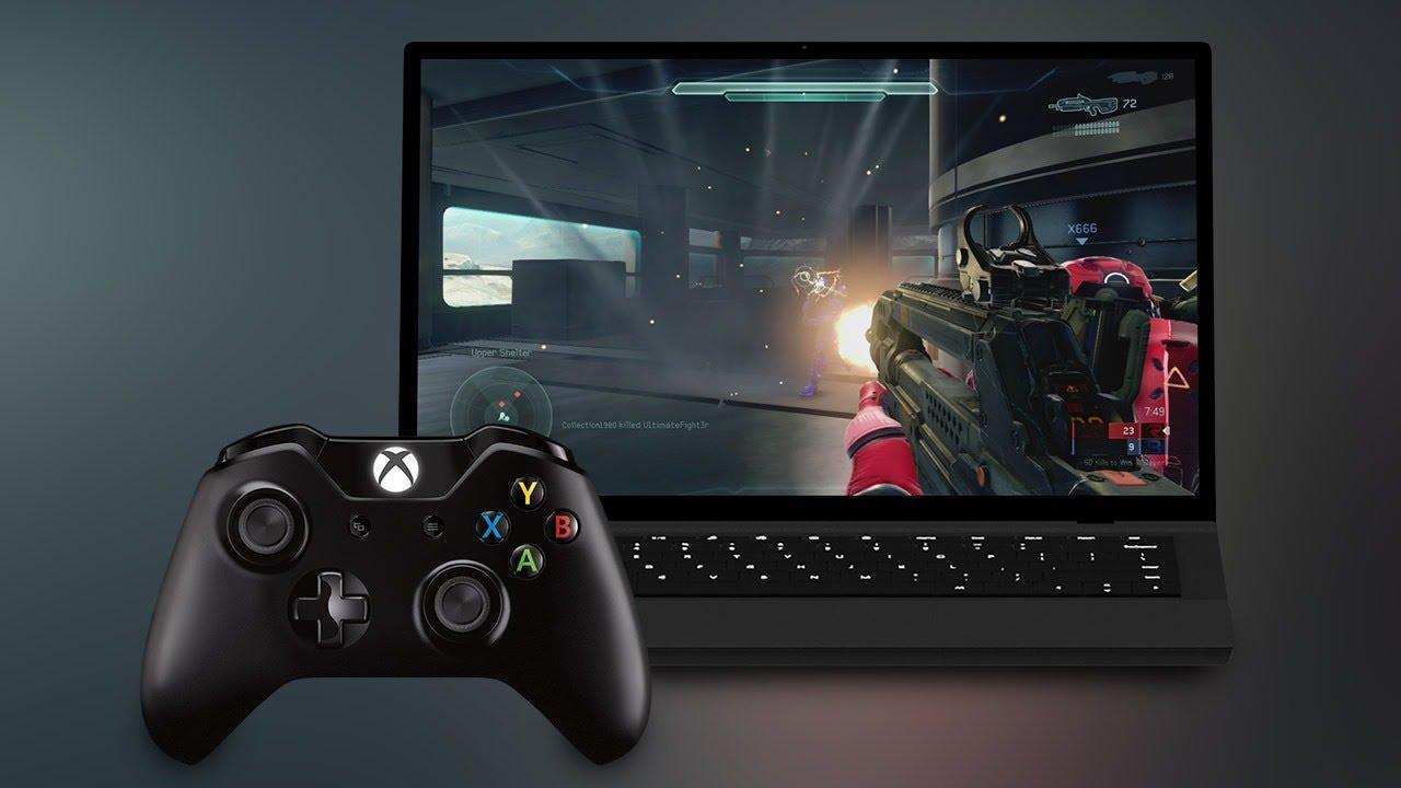 Xbox One haciendo streaming en Windows