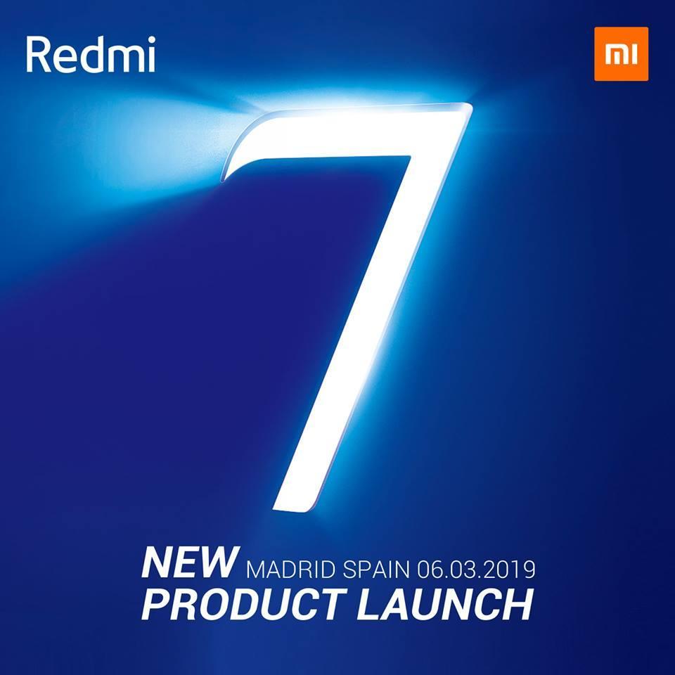 Cartel publicitario de Xiaomi