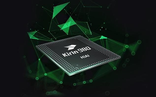 Procesador Kirin 980 del Huawei Mate 20 Pro