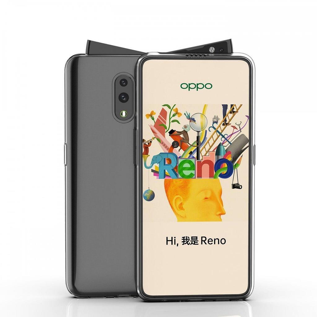 Diseño del teléfono Oppo Reno