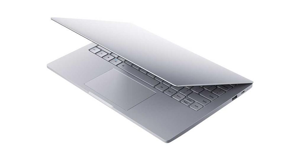 Diseño del portátil Xiaomi Mi Notebook Air 12.5 (2019)