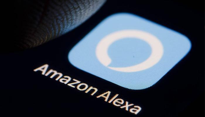 Icono de las aplicación Alexa