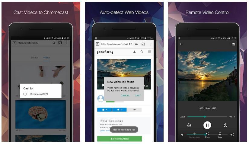 Las mejores aplicaciones para reproducir vídeos en Google Chromecast