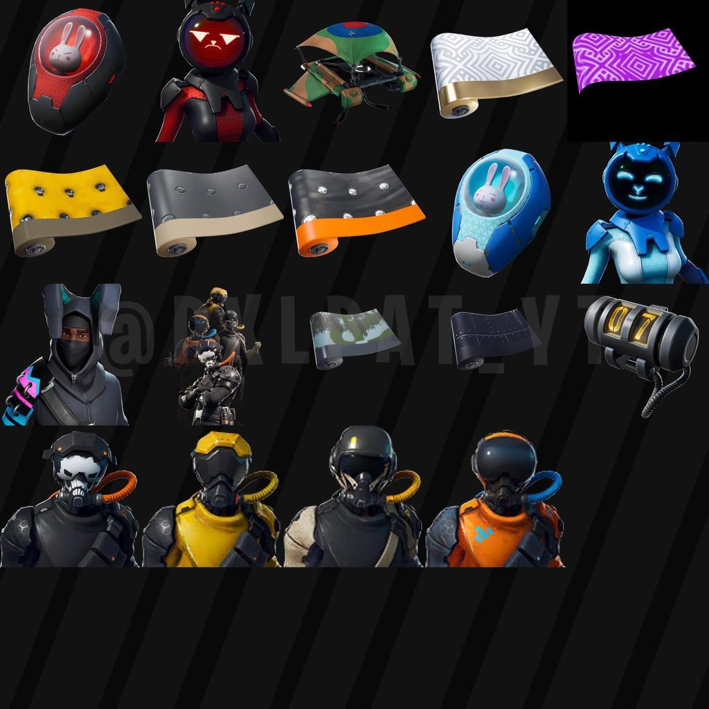 Nuevas skins Fortnite