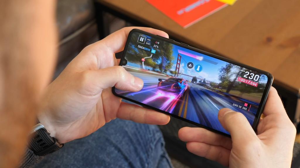 Rendimiento del Huawei P30