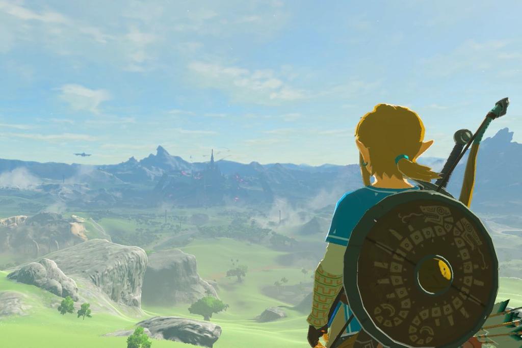 Juego Legend of Zelda: Breath of the Wild
