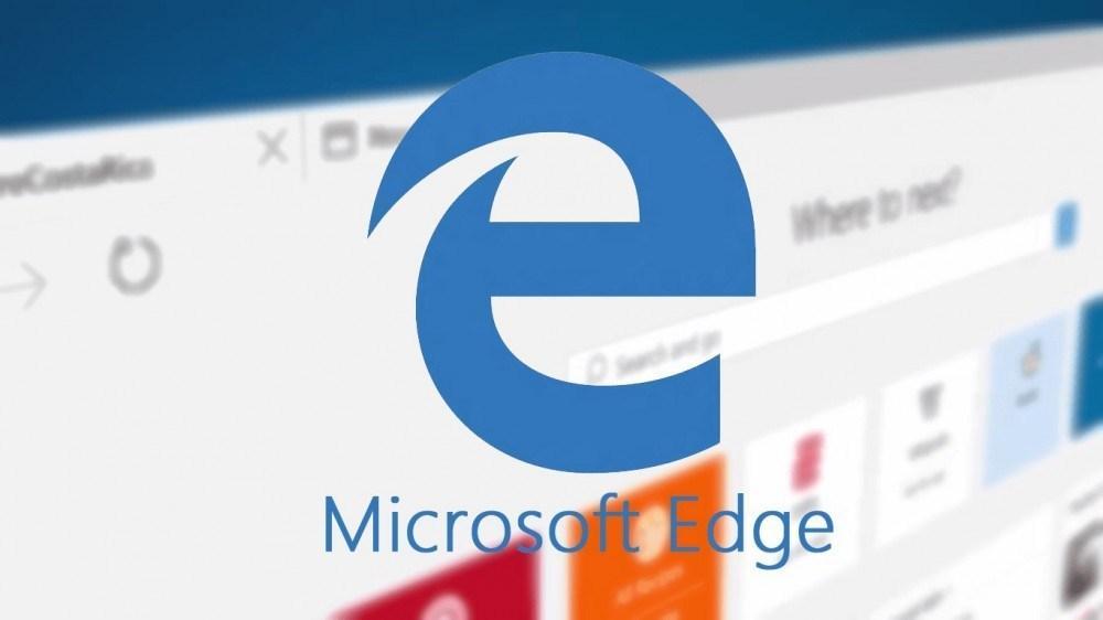 Logotipo de Microsoft Edge