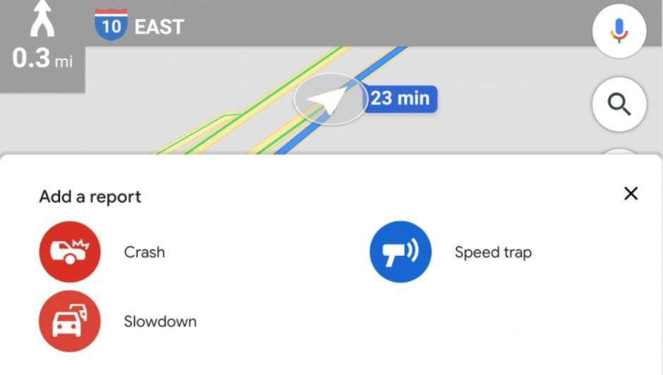 Nuevas funciones Google Maps que llegan de Waze