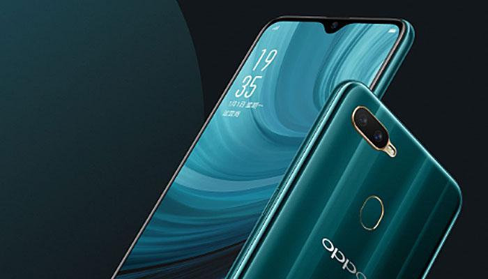 Teléfono Oppo A7n