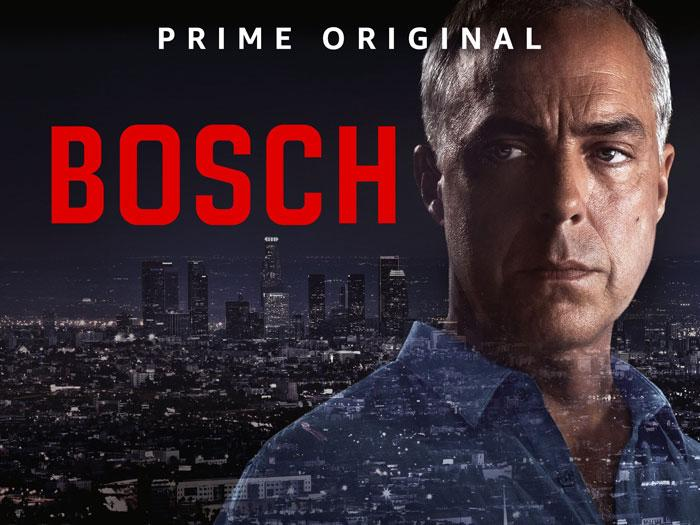 Serie Bosch en Amazon Prime Video