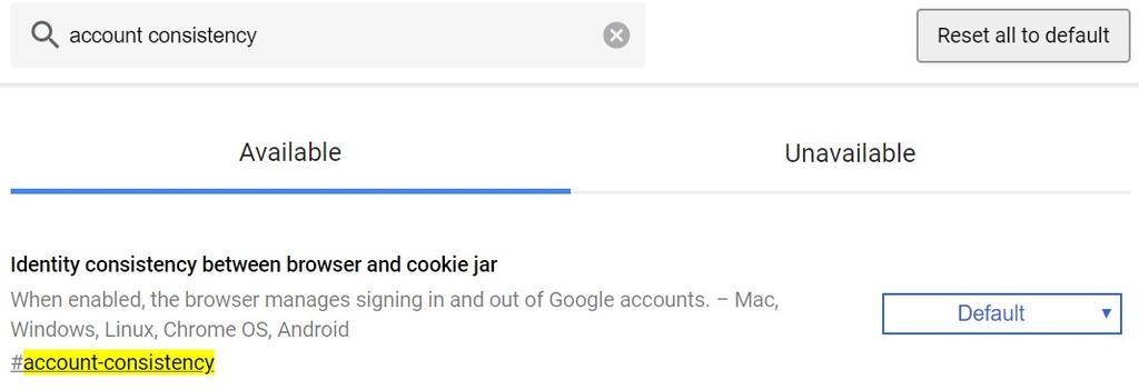 Opciones adicionales en Google Chrome