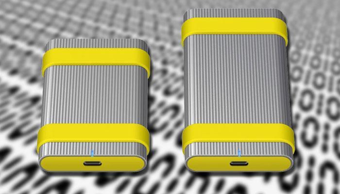 Discos SSD Sony SL-M y SL-C