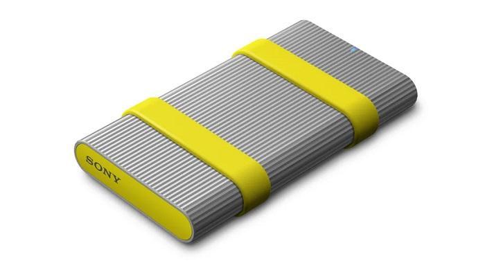 Diseño del disco Sony SL-M