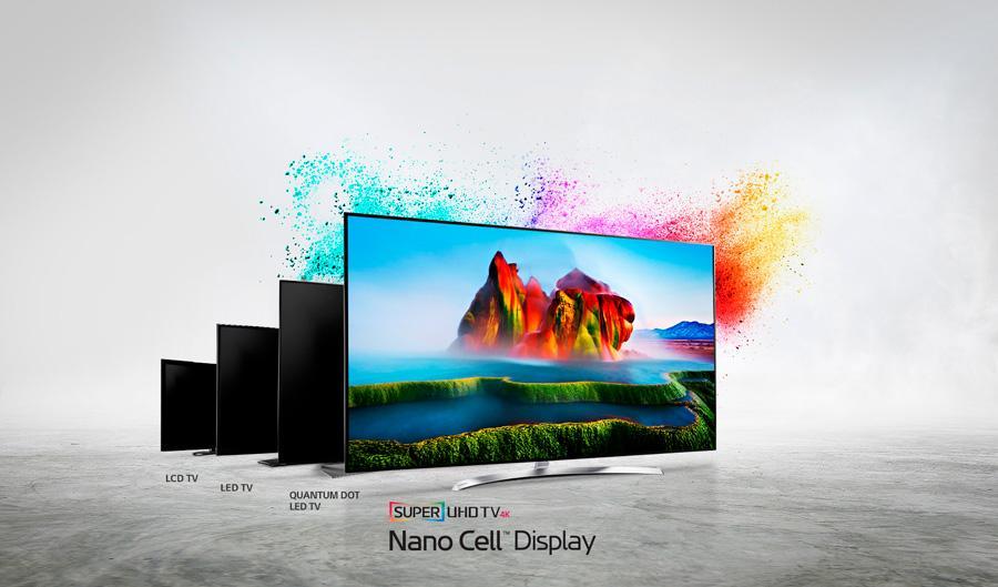 tecnología Nenocell de LG