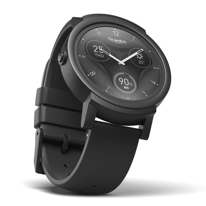 Smartwatch Ticwatch con wear OS