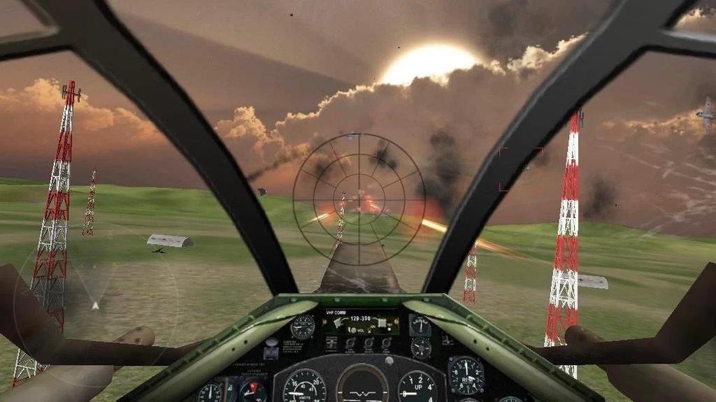 Interfaz del juego gratis ACEZ