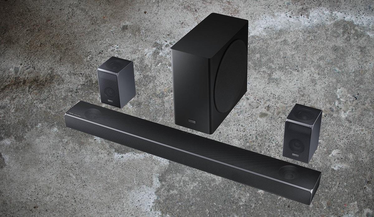 Barra de sonido Samsung Q90