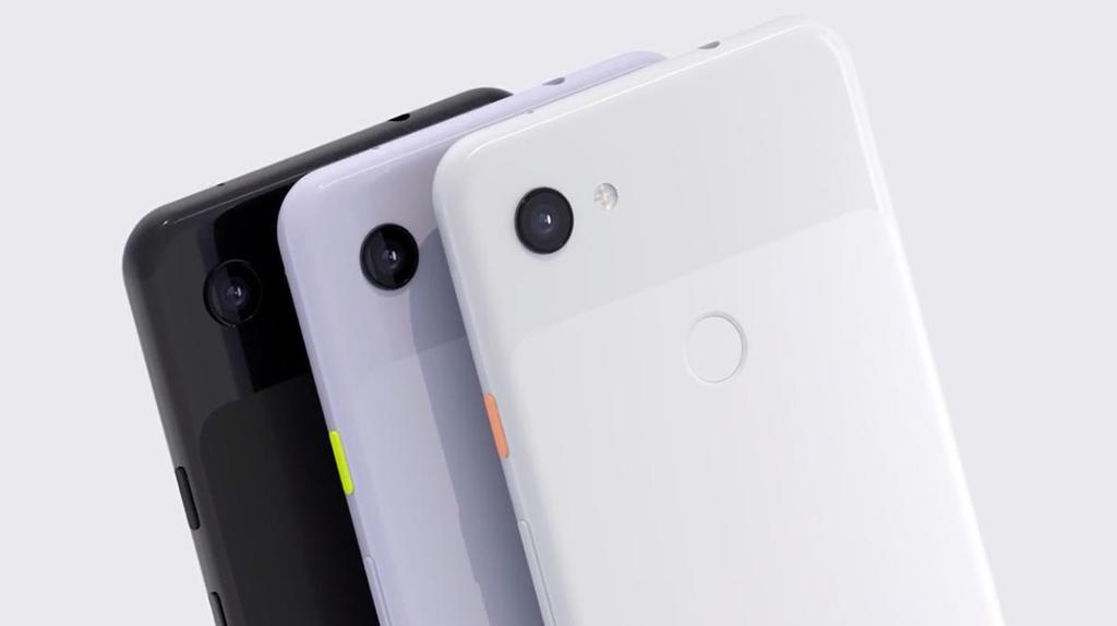Cámara del Pixel 3a