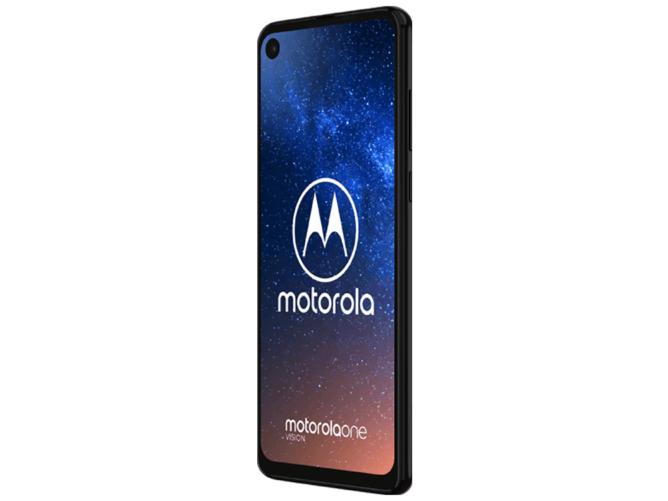 Pantallla del Motorola One vision