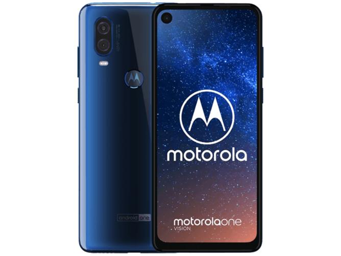 Pantalla del Motorola One Vision