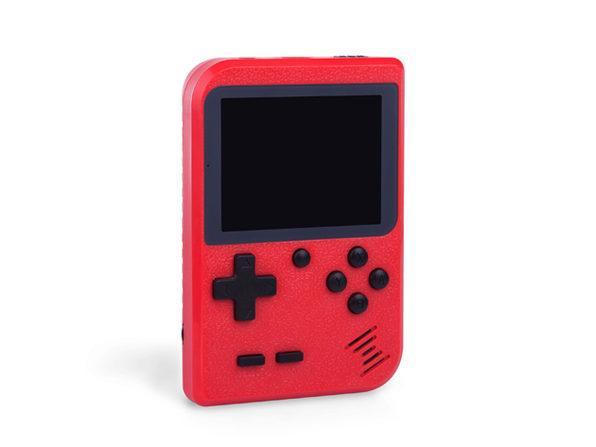Consola GameBud de color rojo