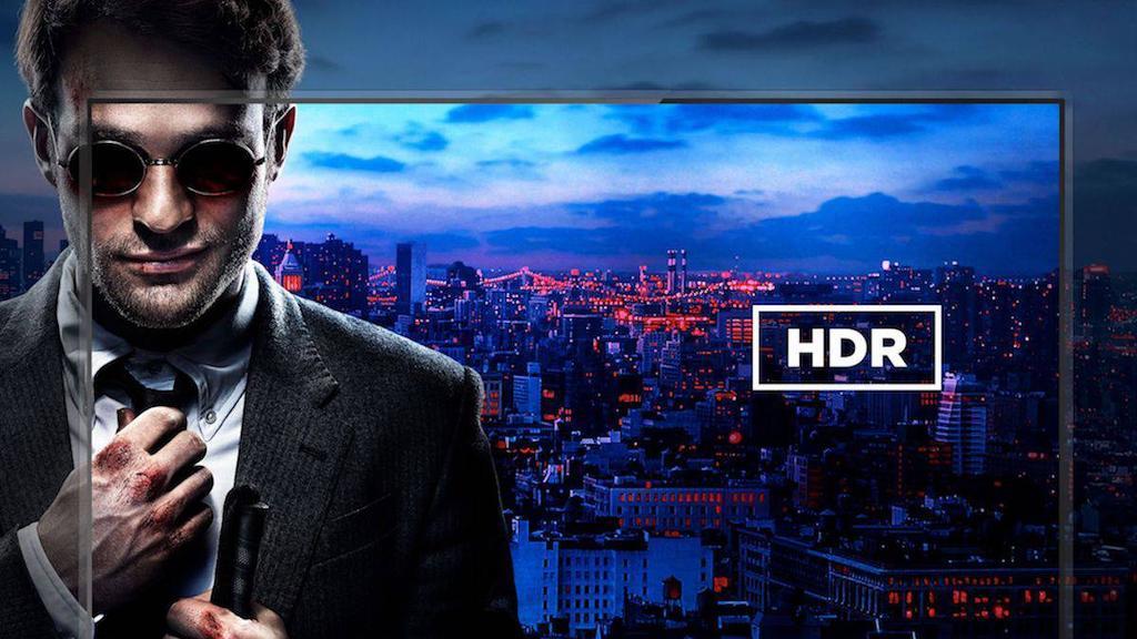 Calidad HDR de Netflix