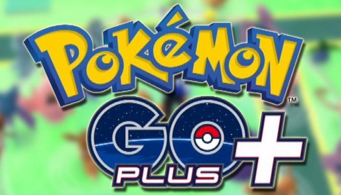 Logotipo del accesorio Pokémon GO Plus +