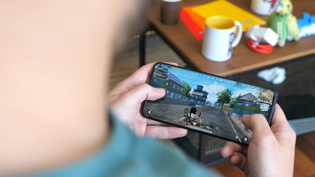 Pantalla del OnePlus 7 Pro